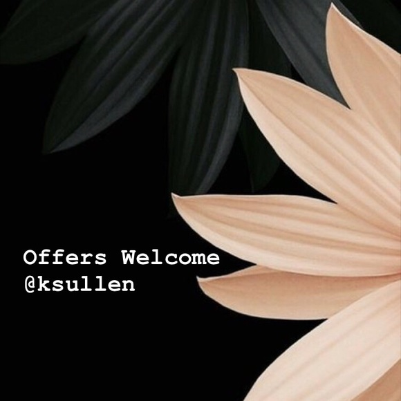 none Other - Offers Welcome